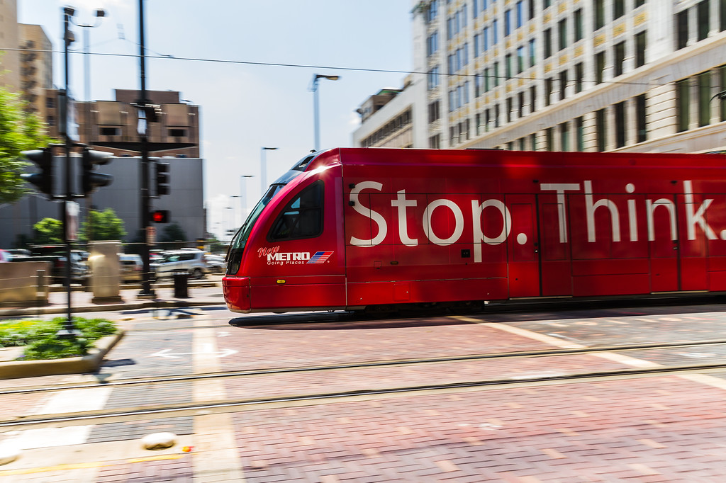 IMAGE: http://alfredomora.smugmug.com/Travel/Houston/i-6zqdxNZ/0/XL/20120517-stop-think-train-001-XL.jpg
